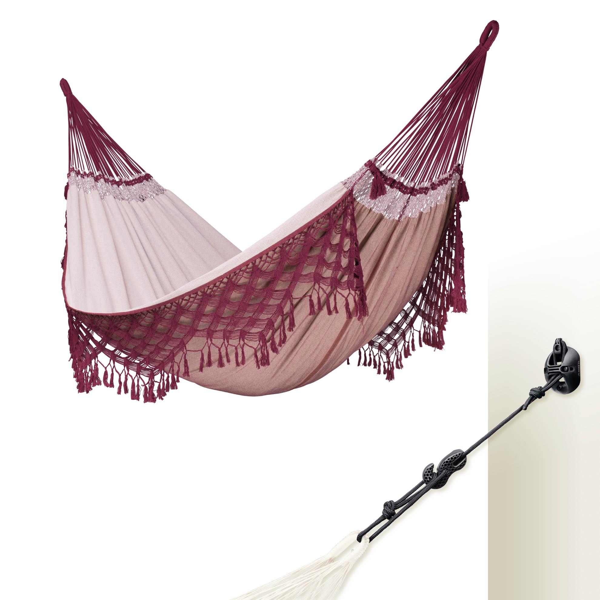 Empfehlung: Indoor Luxus Hängematte La Siesta Bossanova *
