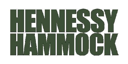 Das ist das Logo von Hennessy Hammock Hängematten