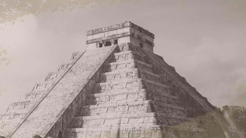 Dieses Bild zeigt einen Bauten der Ureinwohner Amerikas